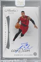 Damian Lillard [Uncirculated] #/25