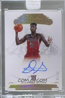 Flawless Rookie Autographs - Deandre Ayton [Uncirculated] #/10