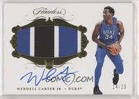 Wendell Carter Jr. #/25