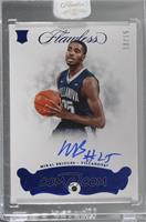 Flawless BK Rookie Autographs - Mikal Bridges /15 [Uncirculated]