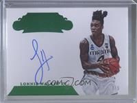 Lonnie Walker IV #/5