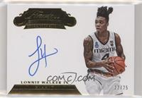 Lonnie Walker IV #/25