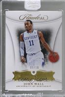 John Wall [Uncirculated] #/10