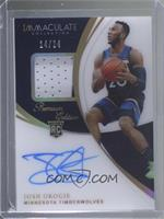 Rookie Patch Autographs - Josh Okogie [Noted] #/24