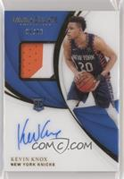 Rookie Patch Autographs - Kevin Knox II [EXtoNM] #65/99