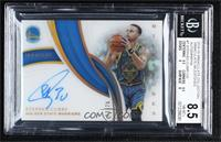 Stephen Curry [BGS 8.5 NM‑MT+] #13/25