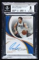 Luka Doncic [BGS 8 NM‑MT] #2/99