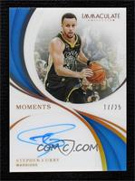 Stephen Curry [Mint] #/25