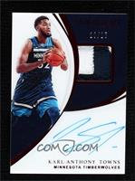 Karl-Anthony Towns [Noted] #/15