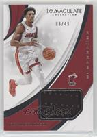 Josh Richardson [EX to NM] #/49