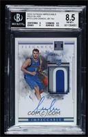 Elegance Rookie Jersey Autographs - Luka Doncic [BGS 8.5 NM‑MT+…