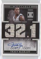 Tracy McGrady #/32