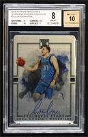 Luka Doncic [BGS 8 NM‑MT] #36/99