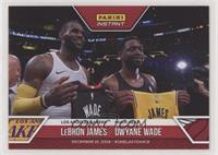 LeBron James, Dwyane Wade /181