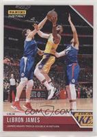 LeBron James #/77