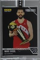 Marc Gasol [Uncirculated] #/1