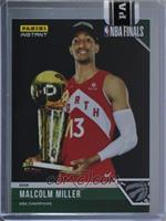 Malcolm Miller [Uncirculated] #/10