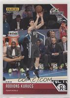 Rodions Kurucs [EX to NM] #/563