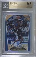 Hoops Tribute - Allen Iverson [BGS 9.5 GEM MINT] #/25