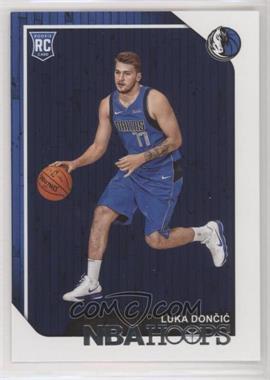 2018-19 Panini NBA Hoops - [Base] - Red Backs #268 - Luka Doncic