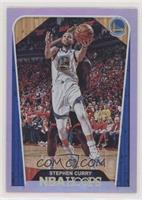 Hoops Tribute - Stephen Curry #/199