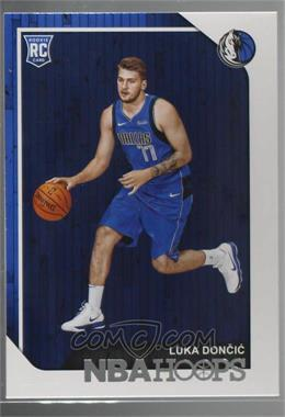 2018-19 Panini NBA Hoops - [Base] #268 - Luka Doncic