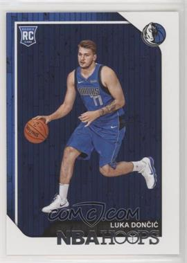 2018-19 Panini NBA Hoops - [Base] #268 - Luka Doncic