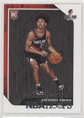 2018-19 Panini NBA Hoops - [Base] #277 - Anfernee Simons