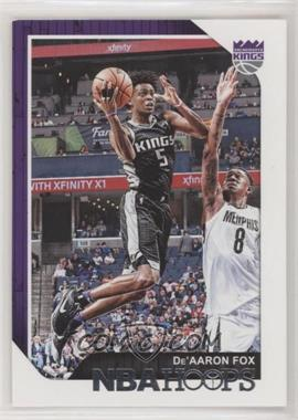 2018-19 Panini NBA Hoops - [Base] #47 - De'Aaron Fox