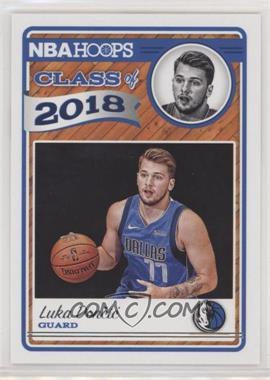 2018-19 Panini NBA Hoops - Class of 2018 - Winter #3 - Luka Doncic