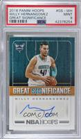 Willy Hernangomez [PSA 9 MINT]