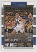 First Round - Klay Thompson /2018