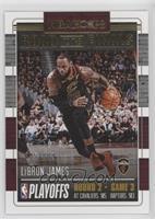 Second Round - LeBron James /999