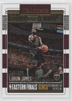 Conference Finals - LeBron James /499