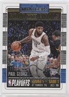 First Round - Paul George /2018
