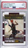 Conference Finals - LeBron James [PSA9MINT] #/499