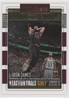 Conference Finals - LeBron James #/499