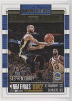 NBA Championship - Stephen Curry /199