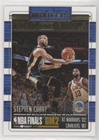 NBA Championship - Stephen Curry #/199