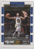 NBA Championship - Stephen Curry /199