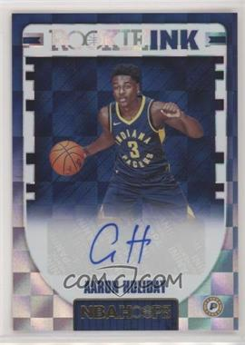 2018-19 Panini NBA Hoops - Rookie Ink #RI-AH - Aaron Holiday