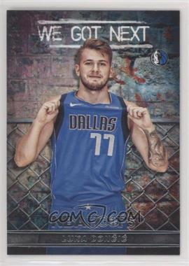 2018-19 Panini NBA Hoops - We Got Next #WGN-3 - Luka Doncic