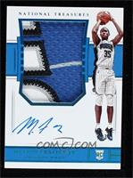Rookie Patch Autographs - Melvin Frazier Jr. /3