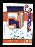 Rookie Patch Autographs - Elie Okobo [Noted] #/20