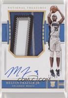 Rookie Patch Autographs - Melvin Frazier Jr. #/20