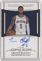 Rookie Autographs - Trevon Bluiett #/25