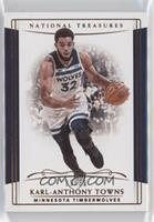 Karl-Anthony Towns #/39