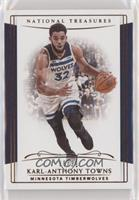 Karl-Anthony Towns [NoneEXtoNM] #/39