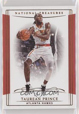 2018-19 Panini National Treasures - [Base] - Bronze #52 - Taurean Prince /39