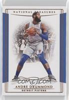 Andre Drummond #/39